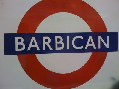 barbican tube