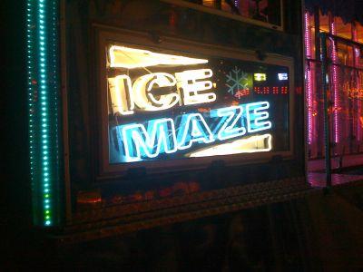 ice maze