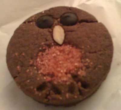 robin cookie