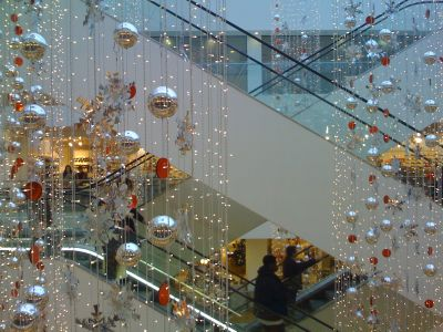 John Lewis decorations two