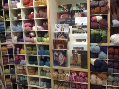 John Lewis yarn