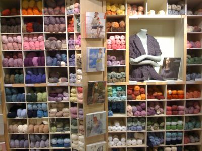 John Lewis yarn two