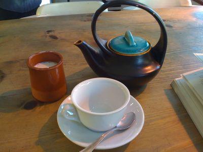 tea at allans