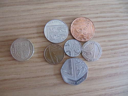 new british coins